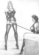 Vintage Erotic Drawings 2 #28880805