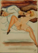 Vintage Erotic Drawings 2 #28881030