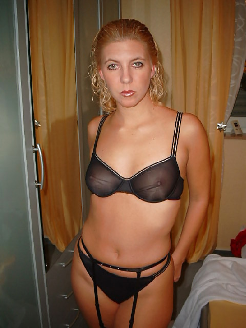 Babes in see through bras. #23365238