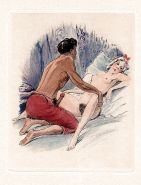 Vintage Erotic Drawings 9