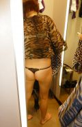 Ex girlfriend in dressing room set 1 (please comment dirty)