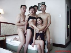 Asian Swinger couples (Camaster)