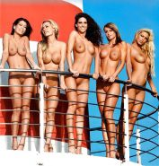 Naked Girl Groups 56 - Hungarian Playmates
