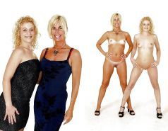 Dressed - Undressed - vol 50! (Mother and Daughter Special!) #32907405