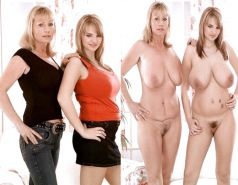 Dressed - Undressed - vol 50! (Mother and Daughter Special!) #32907448