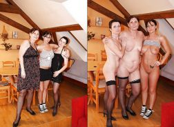 Dressed - Undressed - vol 50! (Mother and Daughter Special!) #32907451
