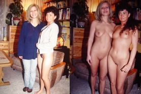 Dressed - Undressed - vol 50! (Mother and Daughter Special!) #32907469