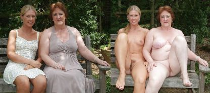 Dressed - Undressed - vol 50! (Mother and Daughter Special!) #32907478