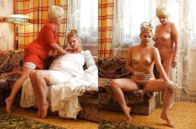Dressed - Undressed - vol 50! (Mother and Daughter Special!) #32907487
