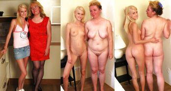 Dressed - Undressed - vol 50! (Mother and Daughter Special!) #32907508