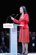 Segolene Royal french mature politic