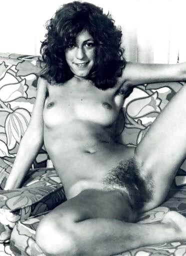 Vintage women with hairy armpits #40252447