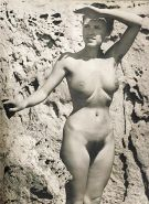 Vintage women with hairy armpits #40252672
