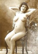 Vintage women with hairy armpits #40252708