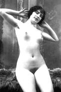 Vintage women with hairy armpits #40252747