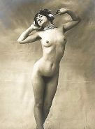 Vintage women with hairy armpits #40252761
