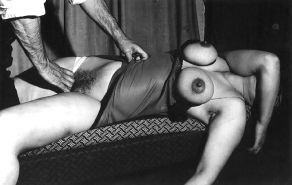 Vintage women with hairy armpits #40252897