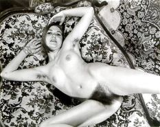 Vintage women with hairy armpits #40252936