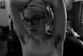 Vintage women with hairy armpits #40252972