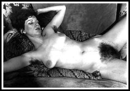 Vintage women with hairy armpits #40253057