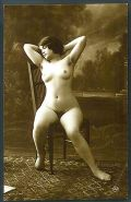 Vintage women with hairy armpits #40253154