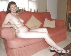 More mature wives and moms posing and being used #30059395