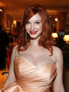 Christina Hendricks - Big Boobs Redhead