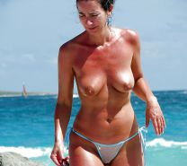 From My Favorits, Sexy Mature Beach #32728462
