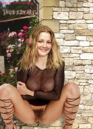 Drew barrymore (somme hairy pics)