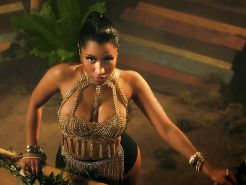 Nicki Minaj's 'Anaconda' Video
