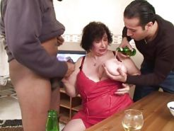 French Bbw Matures Olga Ii
