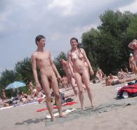 Nudist couple #33560861