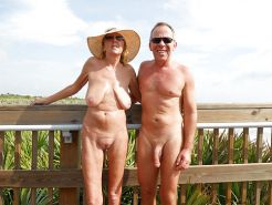 Nudist couple #33560886