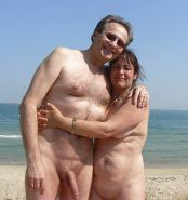 Nudist couple #33560899