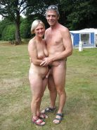 Nudist couple #33560936