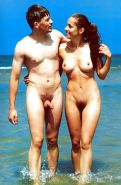 Nudist couple #33560940