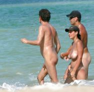 Nudist couple #33560958
