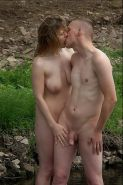 Nudist couple #33560977