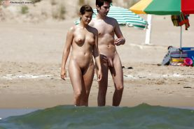 Nudist couple #33560981