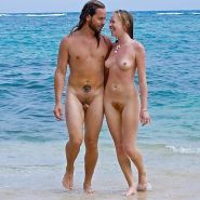 Nudist couple #33560983