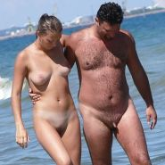 Nudist couple #33560987