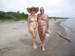 Nudist couple #33561005