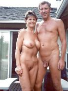 Nudist couple #33561015