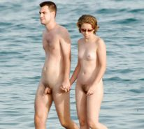 Nudist couple #33561019