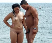 Nudist couple #33561032