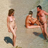 Nudist couple #33561041