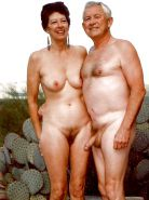 Nudist couple #33561051