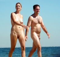 Nudist couple #33561091