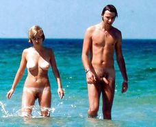 Nudist couple #33561109