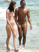 Nudist couple #33561136